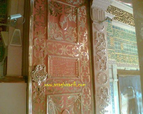 Mescidi Nebevi Kapısı